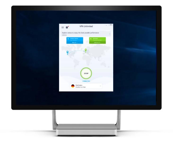 VPN Unlimited App for Desktop
