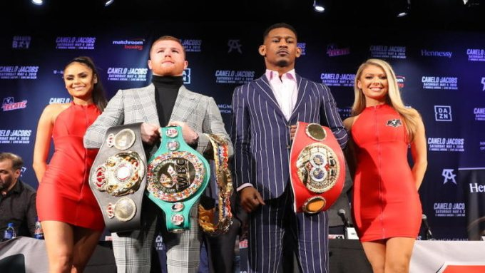Stream Canelo vs. Jacobs from Anywhere with VPN
