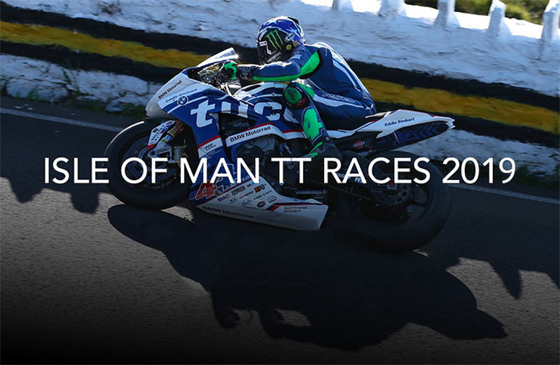 Watch 2019 Isle of Man TT Anywhere