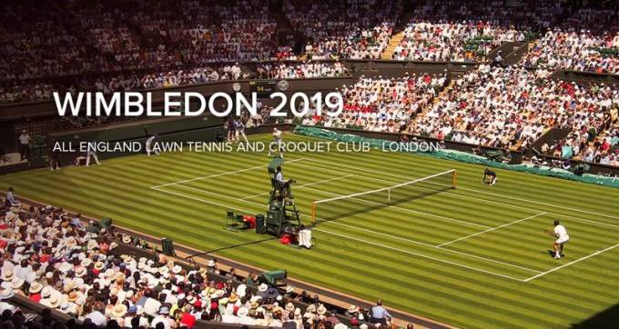 Watch 2019 Wimbledon from Anywhere
