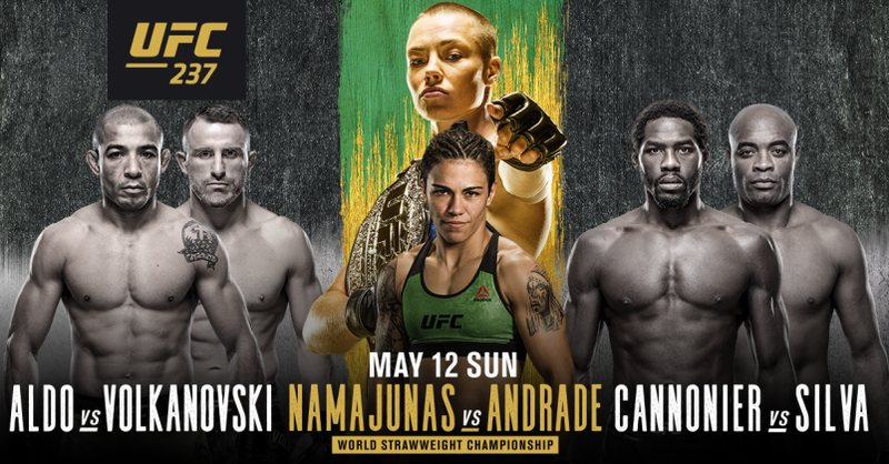 Watch UFC 237 from Anywhere
