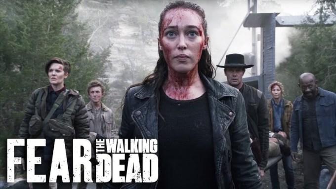 Stream Fear the Walking Dead Season 5 AnywhereHow to Stream Fear the Walking Dead Season 5 Anywhere