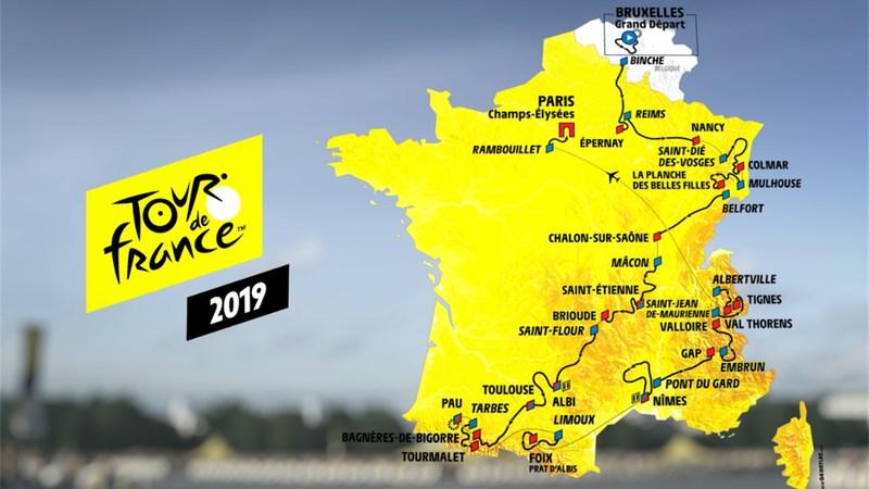 Stream 2019 Tour de France Anywhere