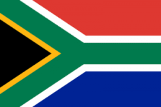 South African Flag Icon