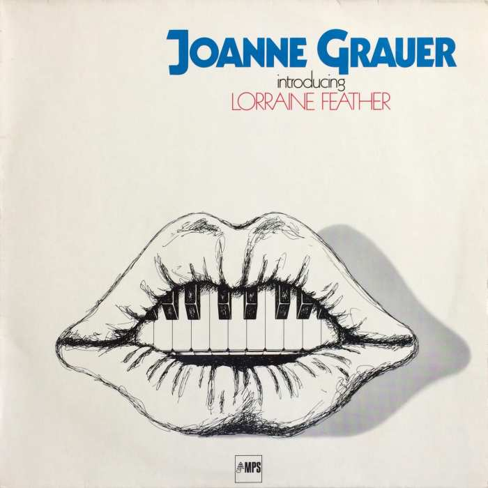 Joanne Grauer introducing Lorraine Feather ‎– Joanne Grauer introducing Lorraine Feather