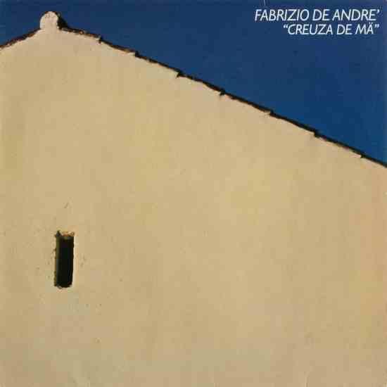 Fabrizio De Andre' – Creuza De Mä 1984
