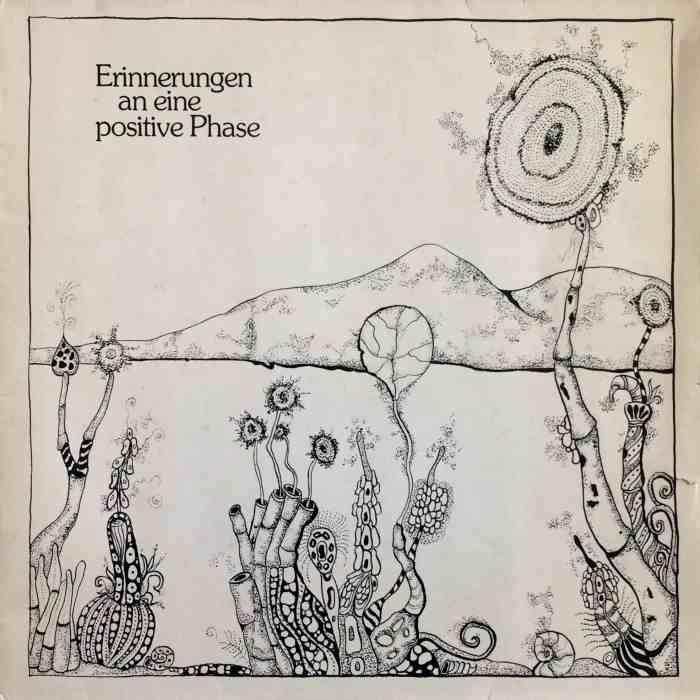 AG A.M. Erinnerungen an eine positive Phase – Musikverlag Erich Bachmann – AGAM 1377 Germany 1977