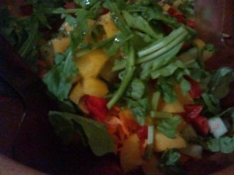 Sneakily yummy What I Thinks amazing salad