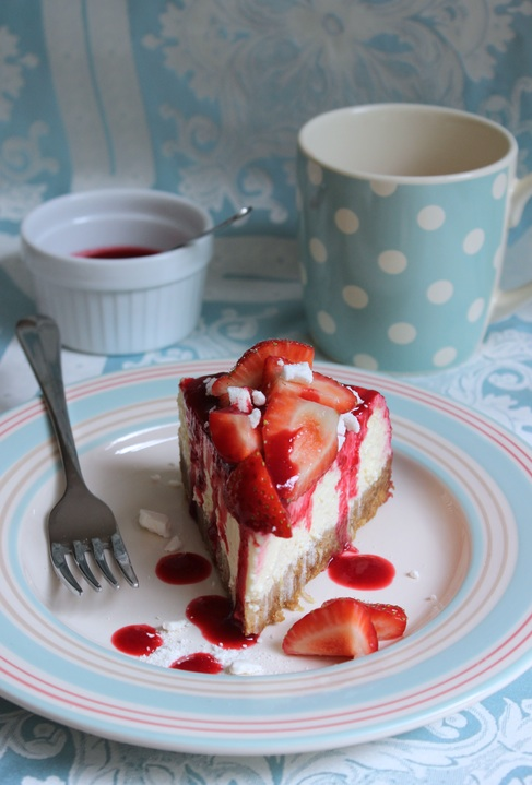 eton mess cheesecake