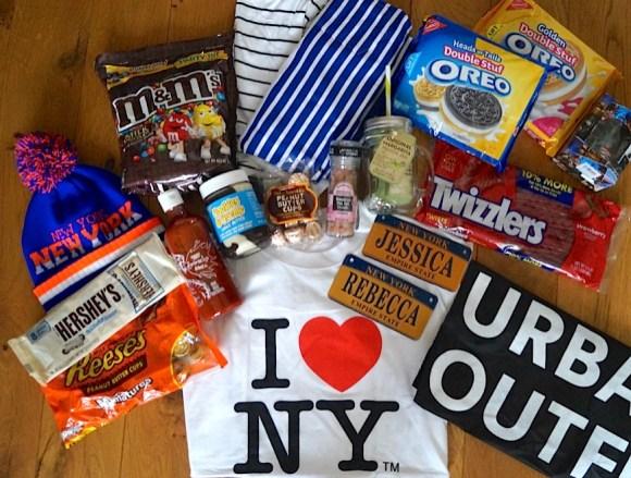 new york goodies