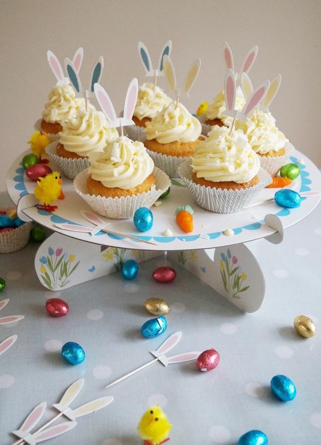 easter cupcake la recipe