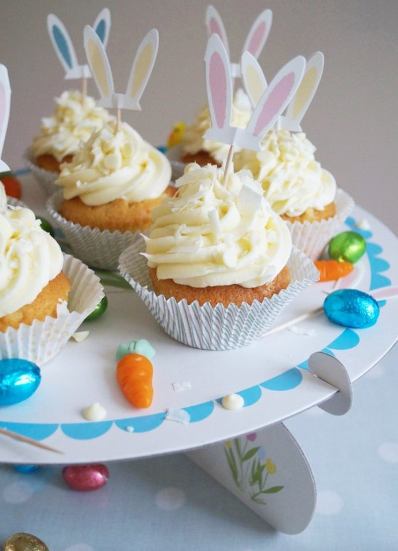easter cupcakes pretty