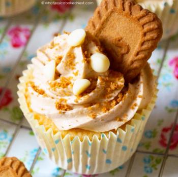 cupcake biscoff