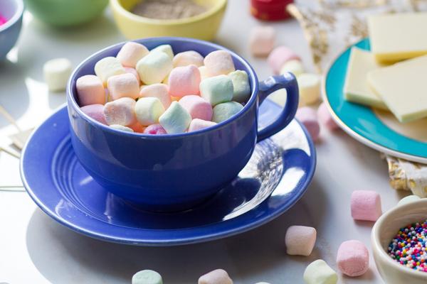 Jewnicorn Hot Chocolate