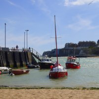An Afternoon in Broadstairs