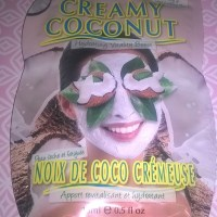 Sunday Pamper Sesh: Creamy Coconut Face Mask - 7th Heaven (Review)