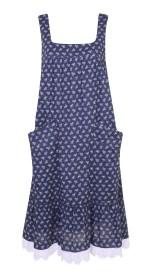 Laura Ashley SS17, Spring Print Petticoat Pinafore