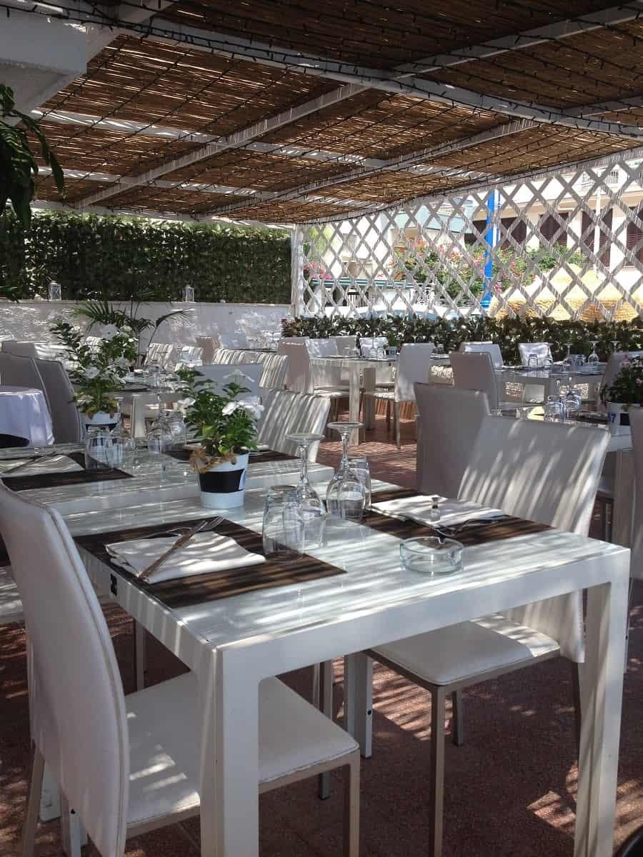 Al Gabbiano restaurant