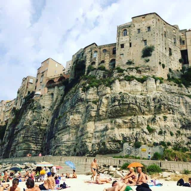 Cliffs of Tropea
