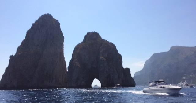 Faraglioni Capri