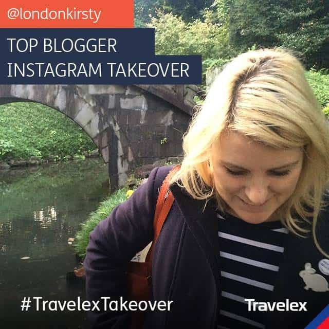 Travelex UK Instagram Takeover