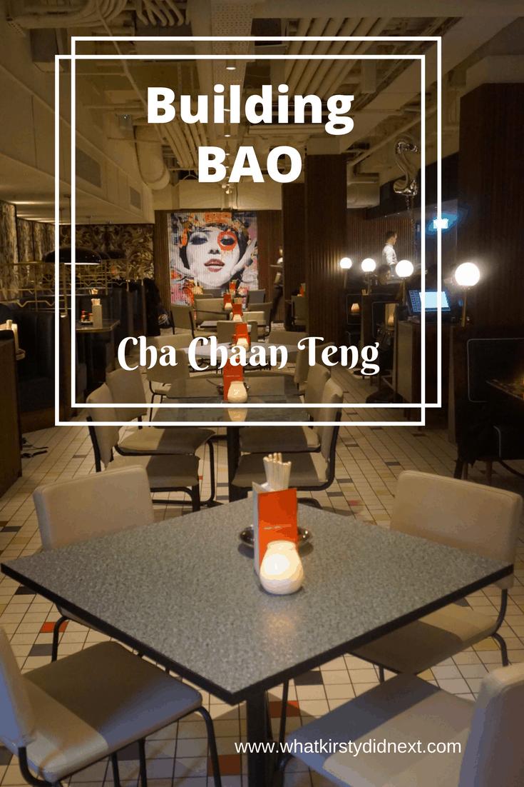 Building BAO at Cha Chaan Teng with Chef Jeremy Pang