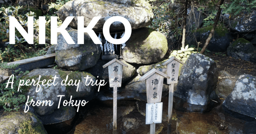 Nikko is the perfect day trip from Tokyo