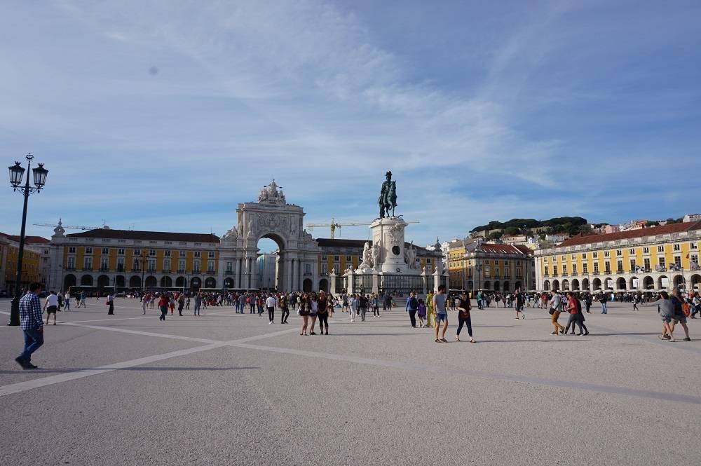 Praça do Comércio Lisbon
