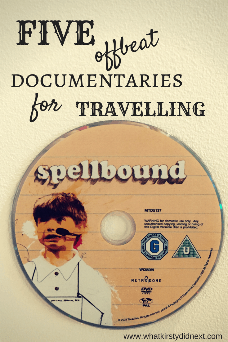 Five offbeat documentaries for travelling