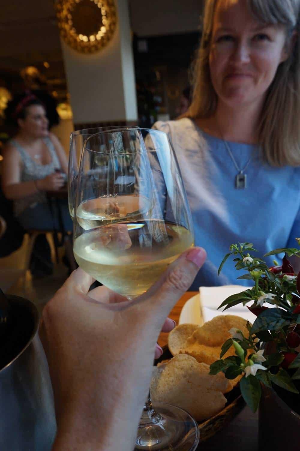 Wine at Patara