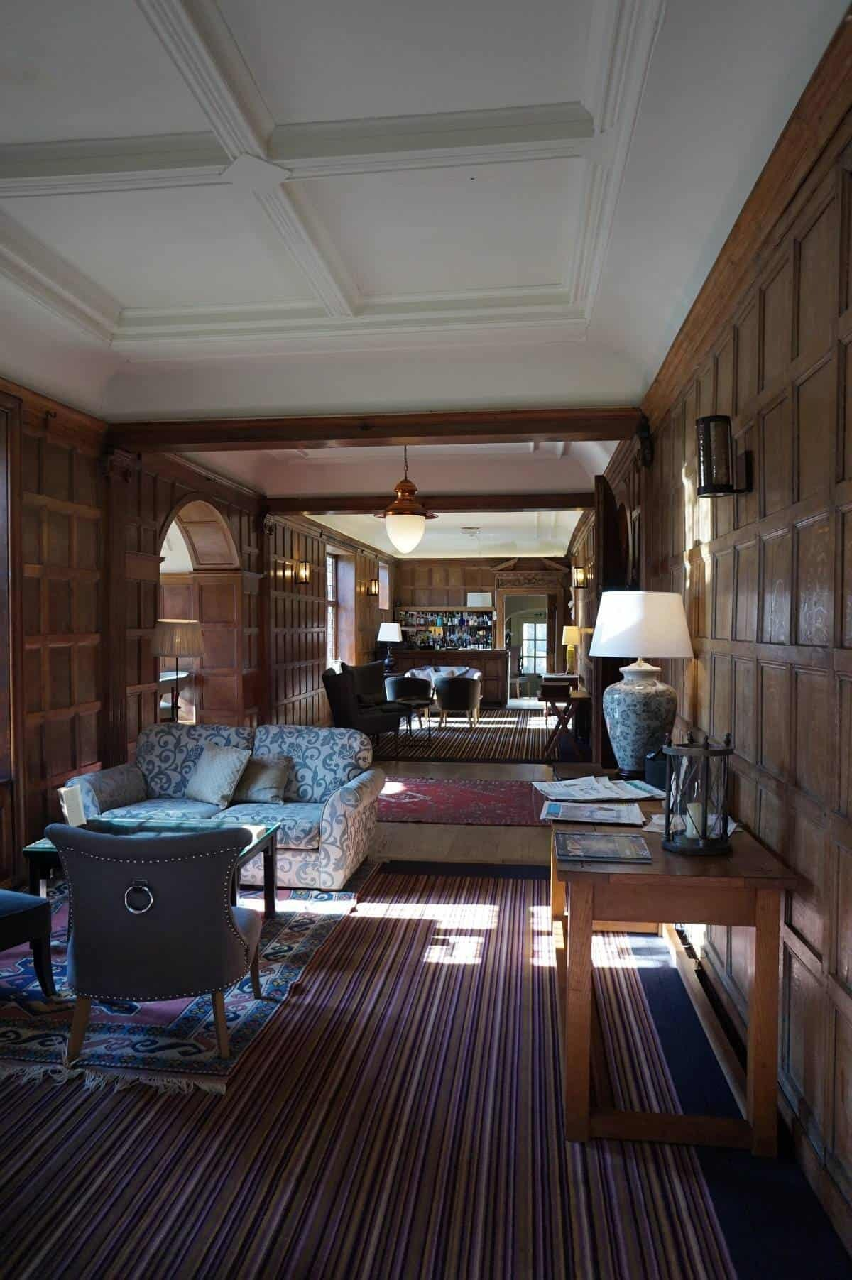The gallery at Grays Court Hotel