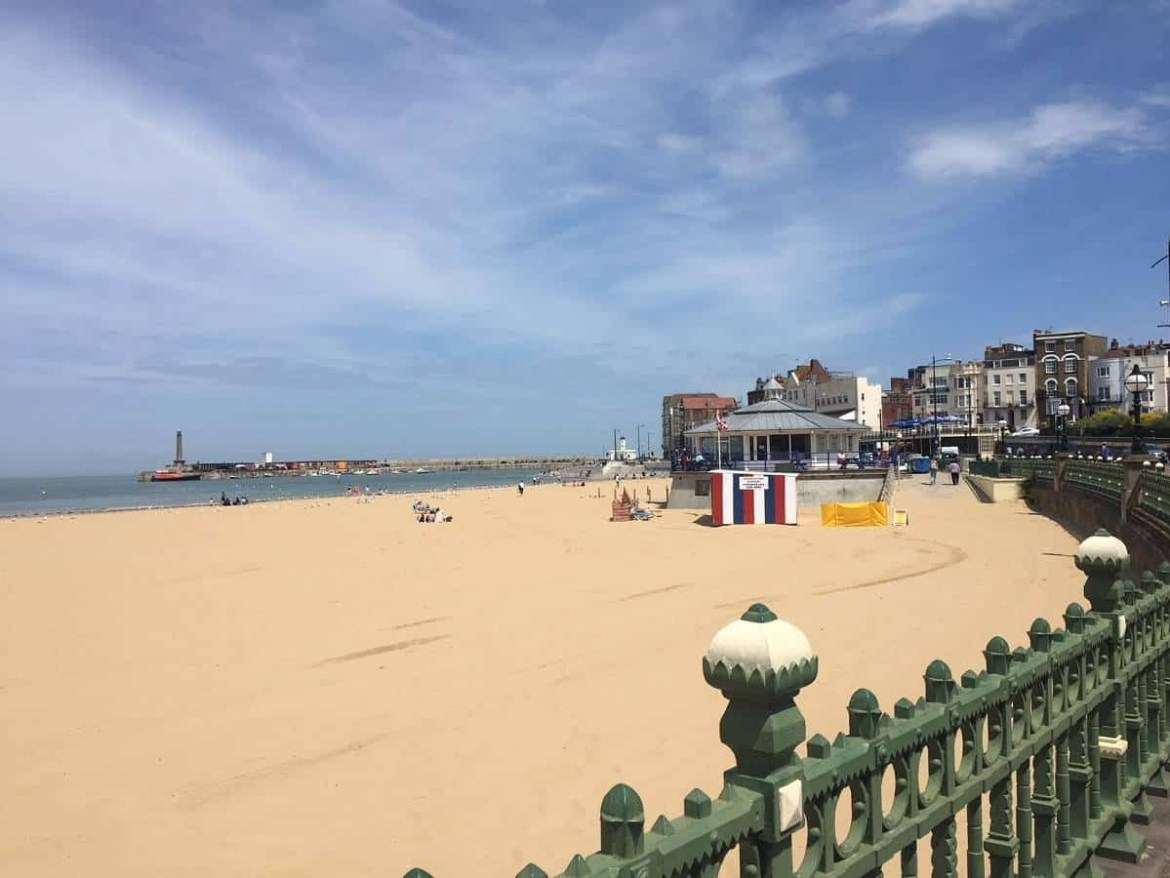 Margate in Kent