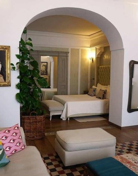 Deluxe room at Casa Buonocore in Positano