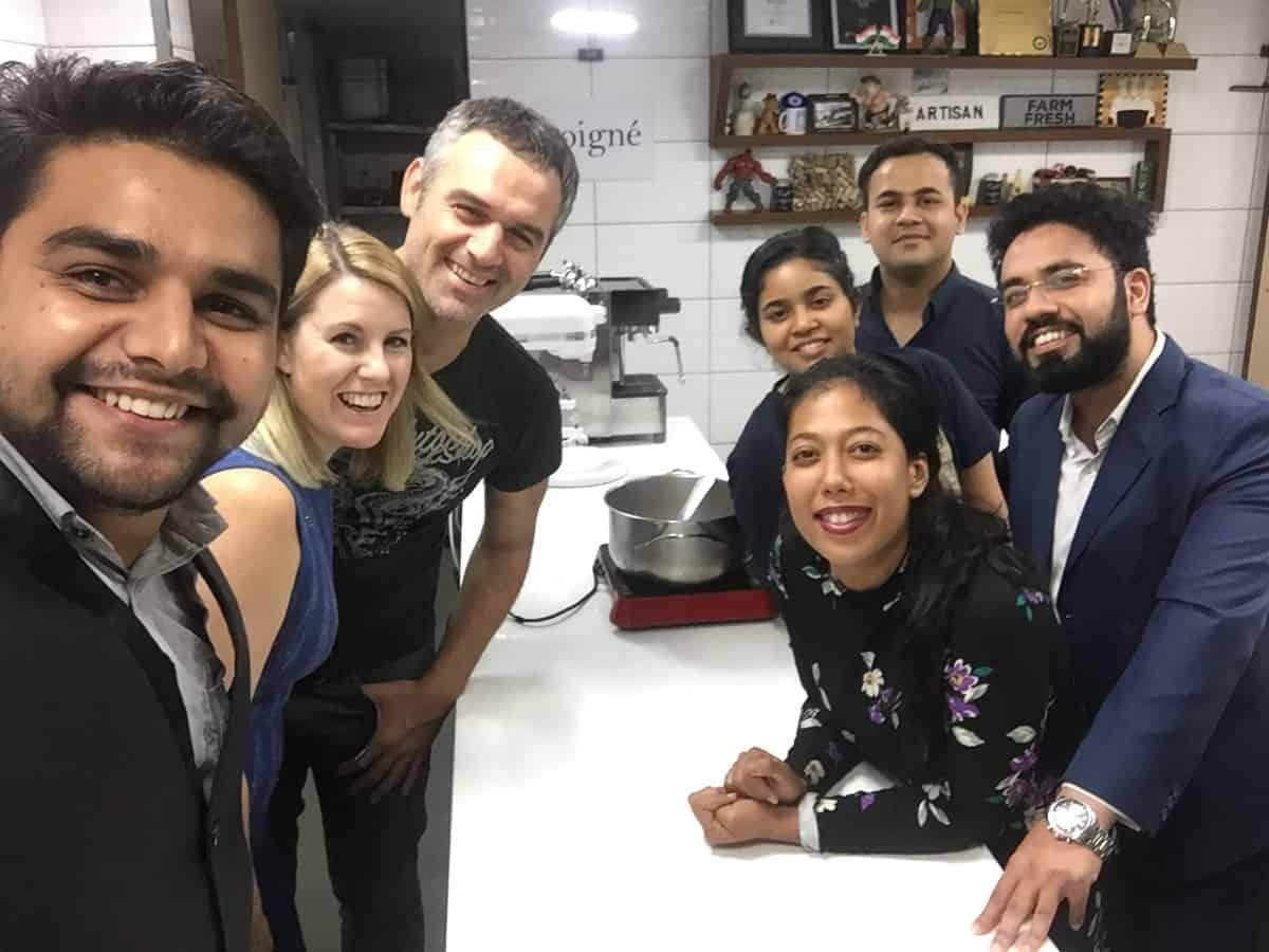 Staff at Masque Mumbai