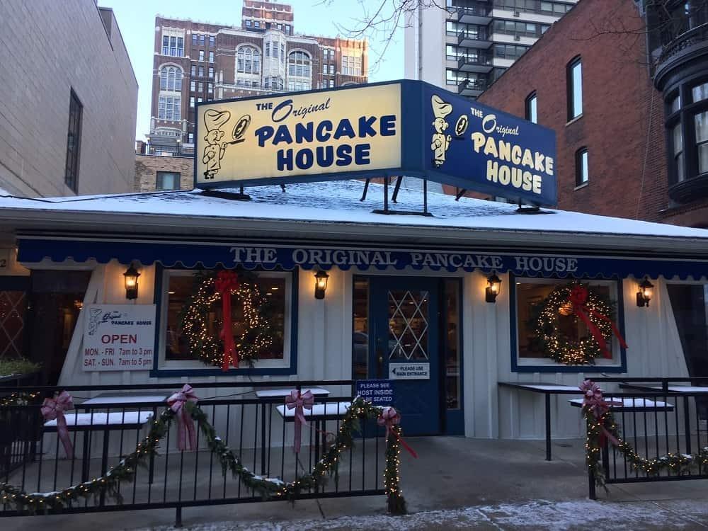 The Original Pancake House Chicago