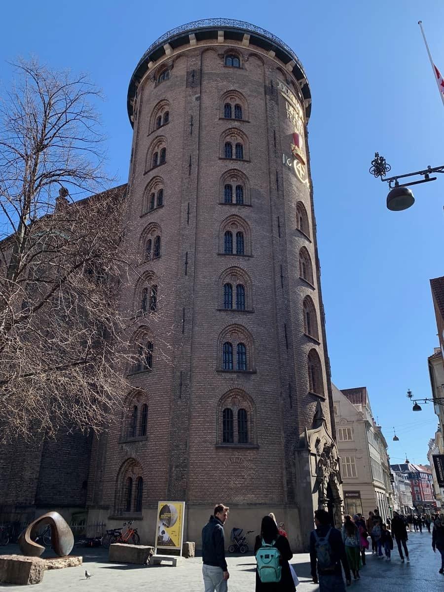 The Round Tower in Copenhagen