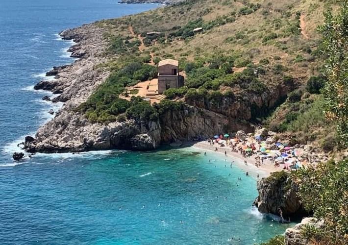 Riserva dello Zingaro in Sicily