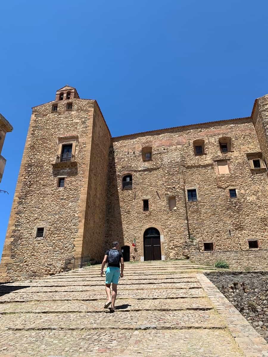 Castlebuono in Sicily