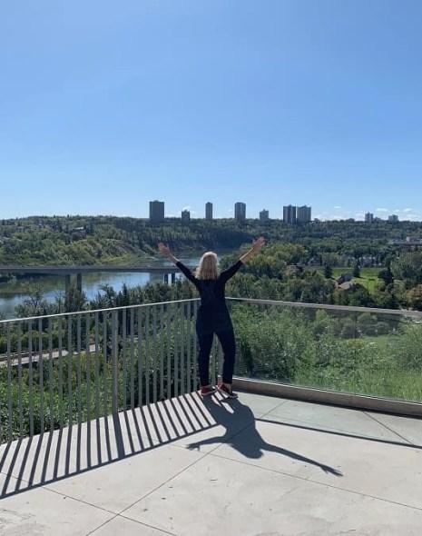 Edmonton Alberta in Canada