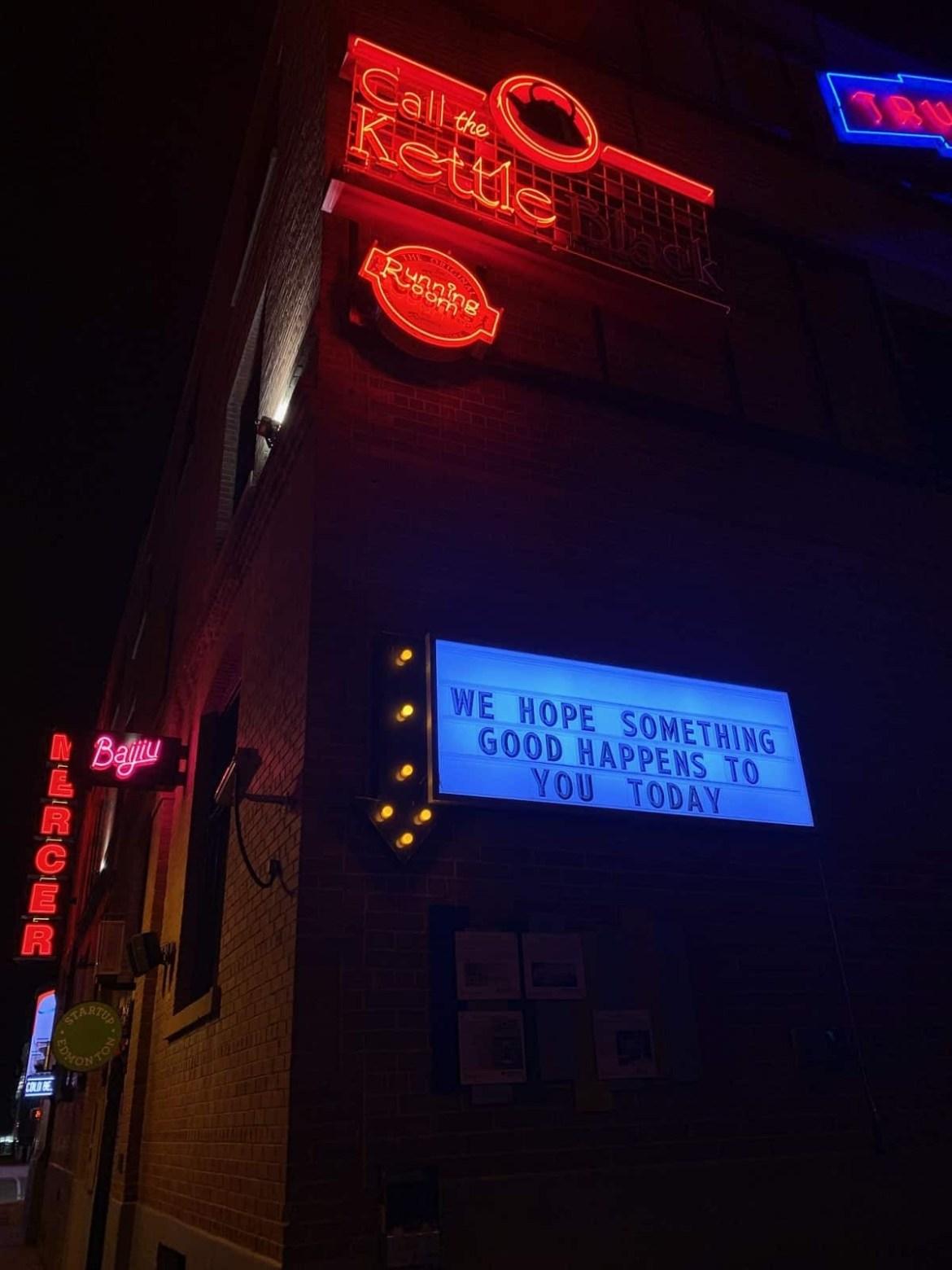 Neon Sign Museum Edmonton