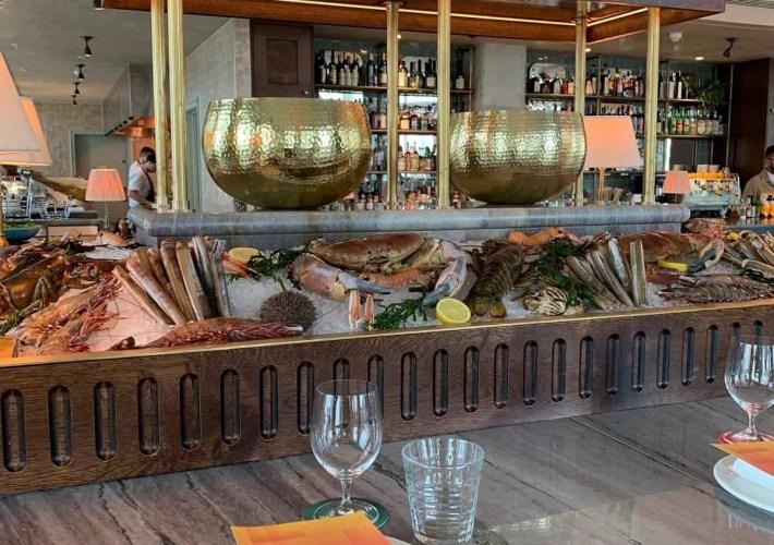 Seabird seafood bar