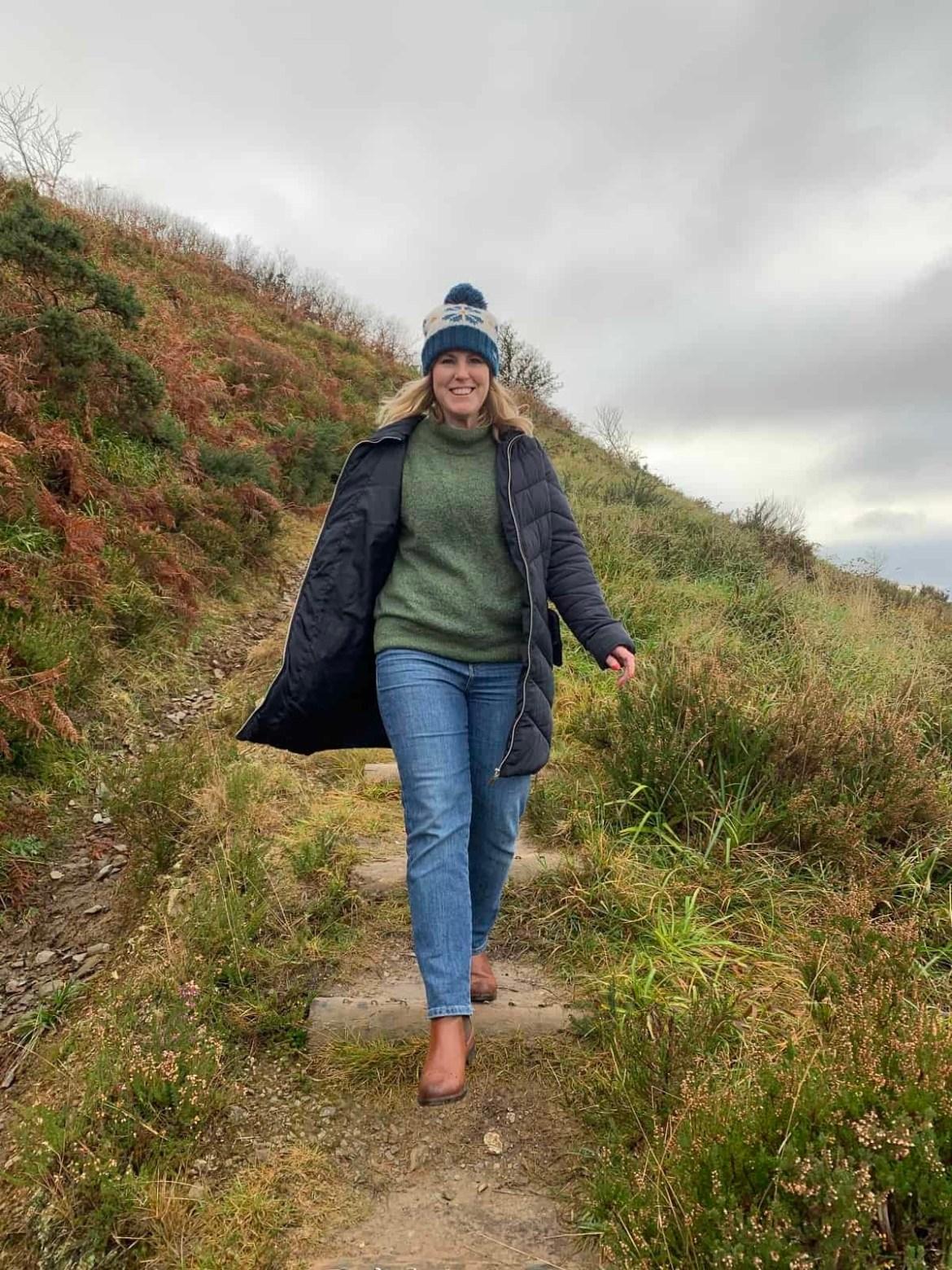 Country walk in Ballina