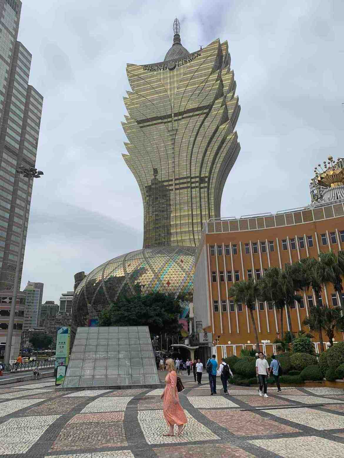 Casino in Macau China