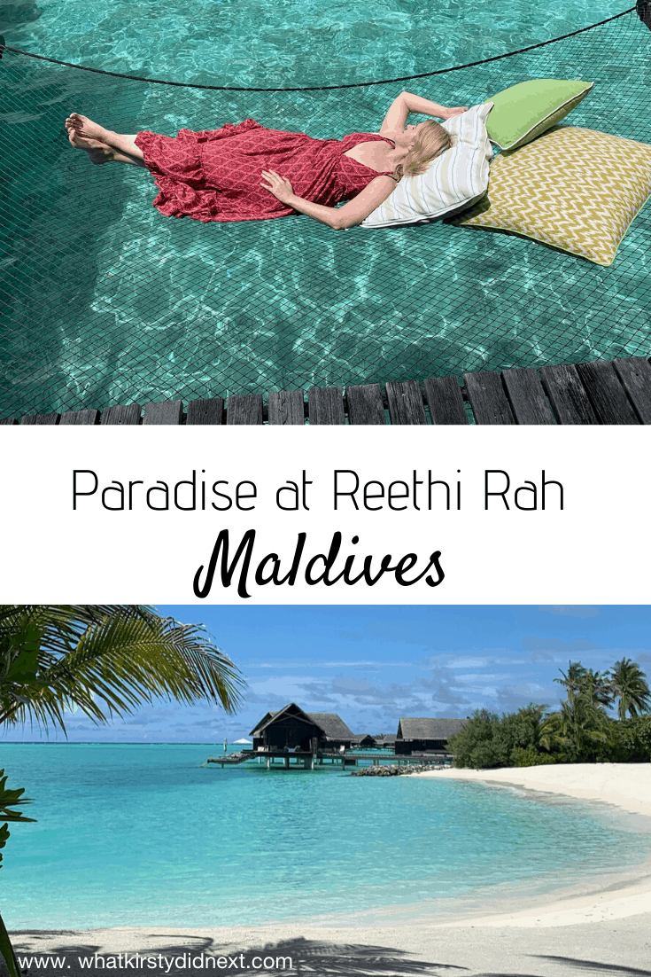 Paradise at Reethi Rah Maldives