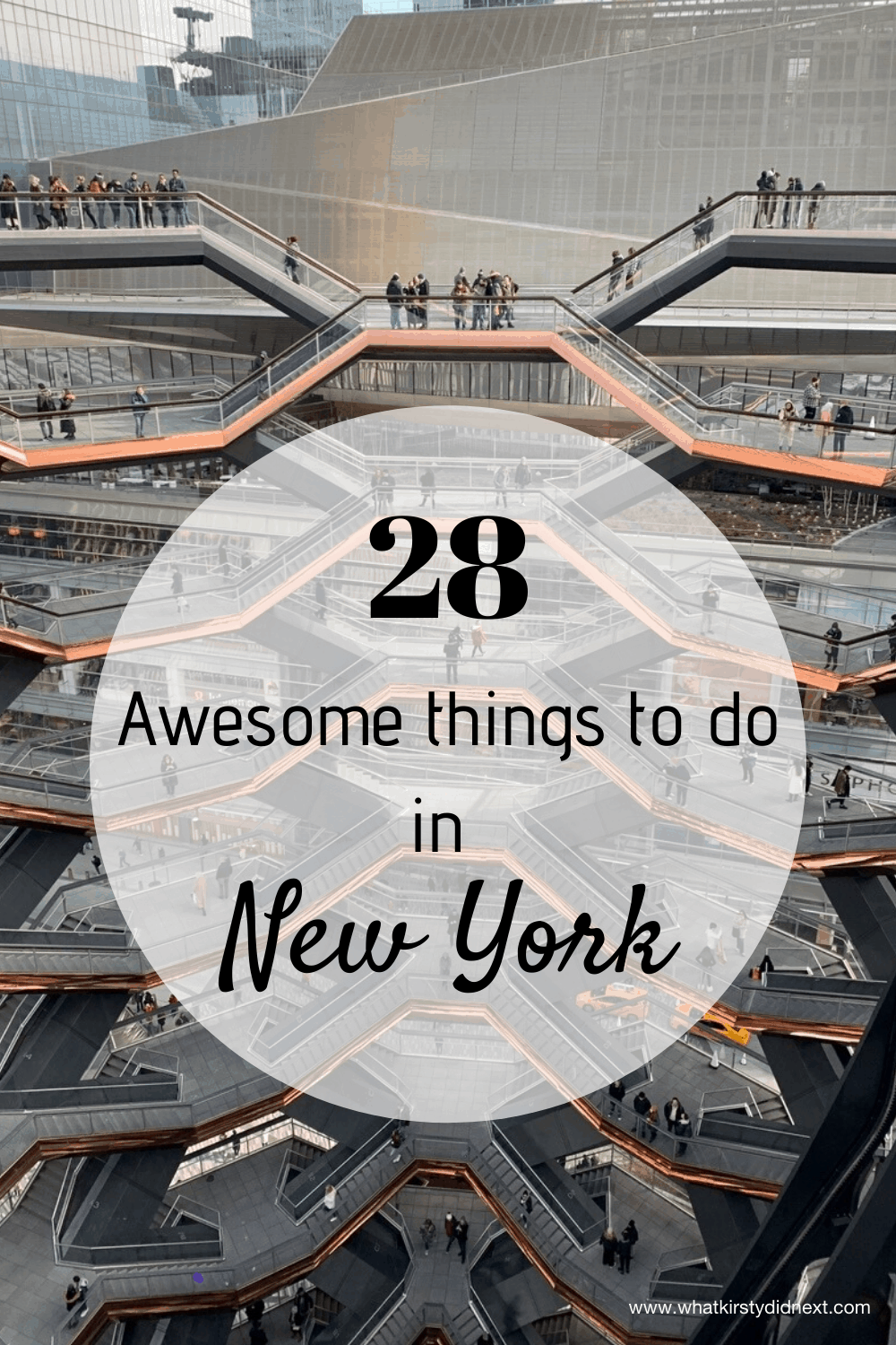28 awesome things to do in New York