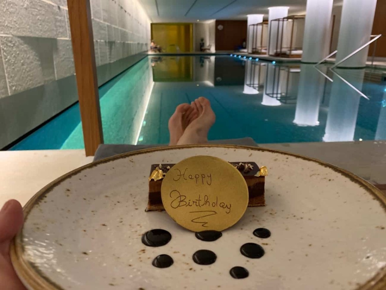 Bulgari hotel spa London