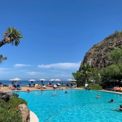 Ischia's thermal water parks
