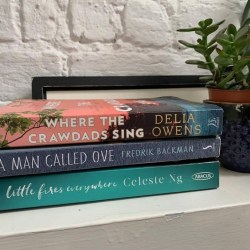 Nine books to add to…