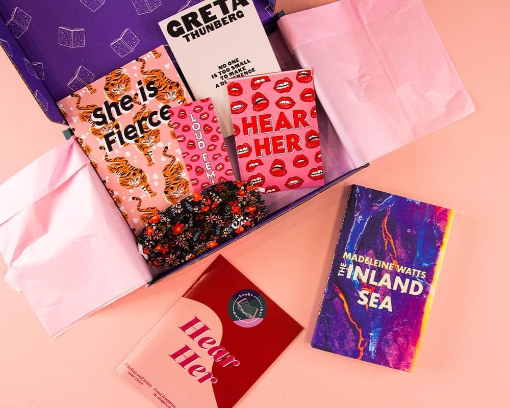 Books that Matter subscription box