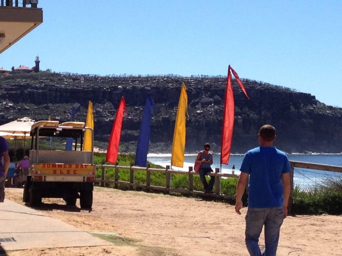 Home and Away set, Palm Beach